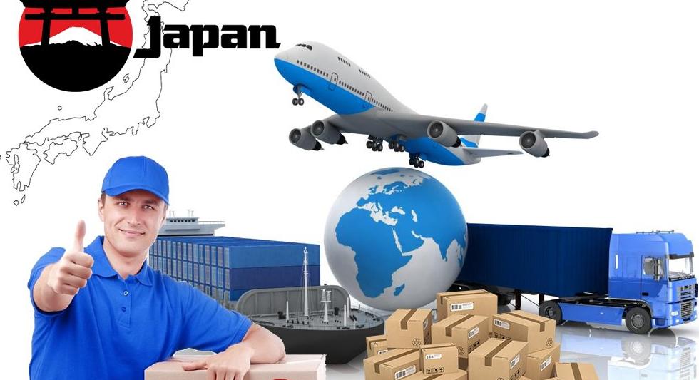 Những mặt hàng đi Nhật mà H5S nhận vận chuyển