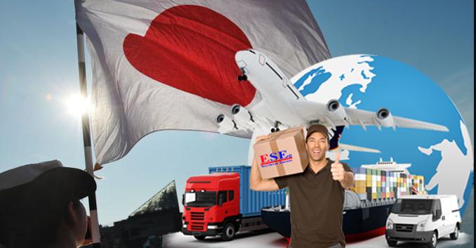 Quy trình gửi hàng đi Nhật đơn giản hiệu quả rõ ràng
