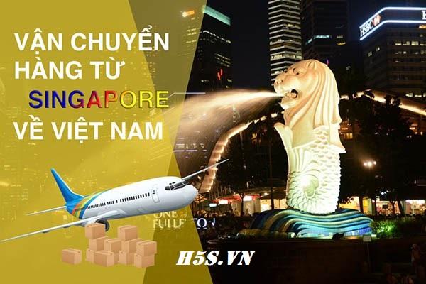Vận chuyển hàng hai chiều đi Singapore