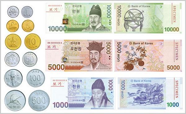 Chuyển tiền đi Hàn Quốc giá rẻ nhanh gọn
