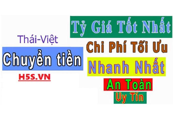 chuyển tiền hai chiều Thái Lan – Việt Nam