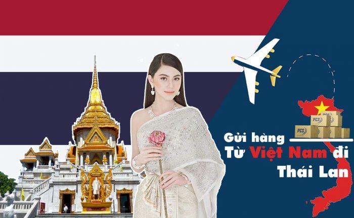 Chuyển tiền hàng hai chiều Việt Nam Thái Lan