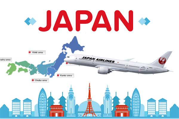 Vận chuyển hàng hóa đi Nhật Bản