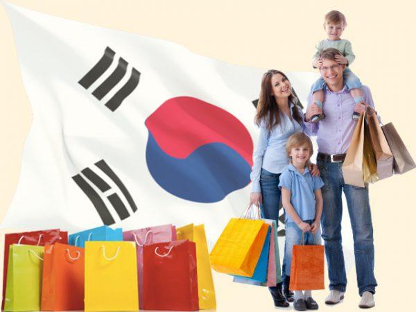 Gửi đa hàng hóa đi Hàn Quốc tại H5S.VN