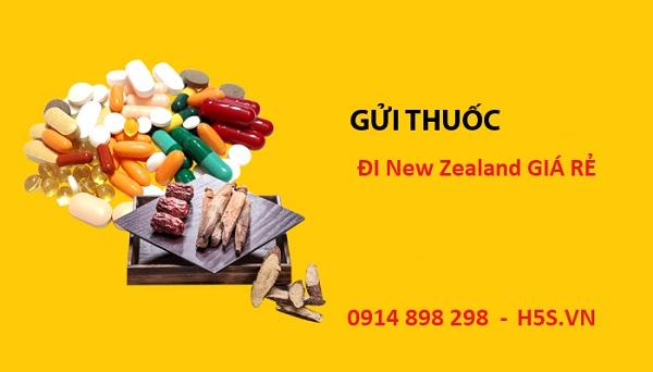 Gửi thuốc đi New Zealand