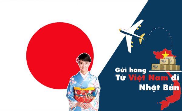Vận chuyển đa hàng hóa đi Nhật Bản