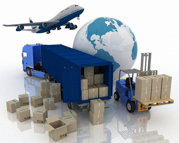 Vận chuyển hàng đi quốc tế