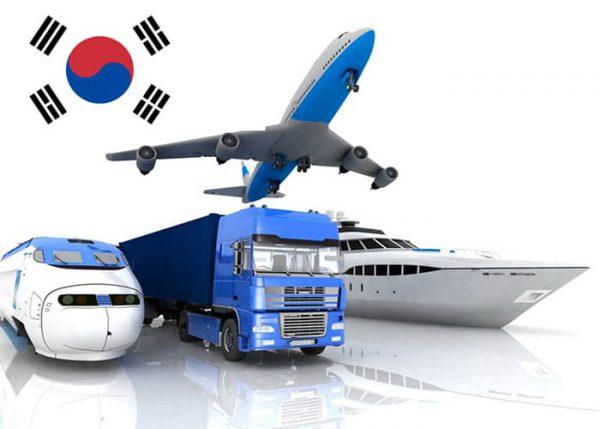 Vận chuyển hàng hóa đi Hàn Quốc
