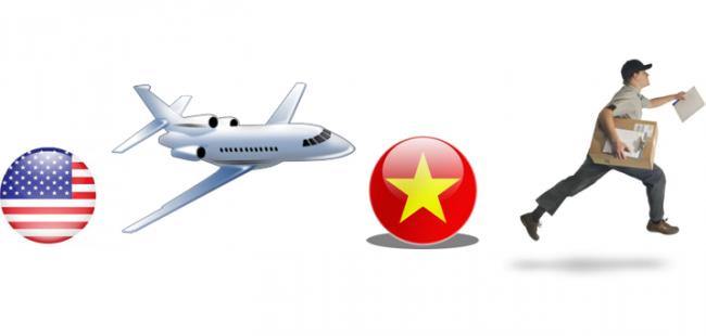 Vận chuyển đa hàng hóa hai chiều Mỹ - Việt Nam