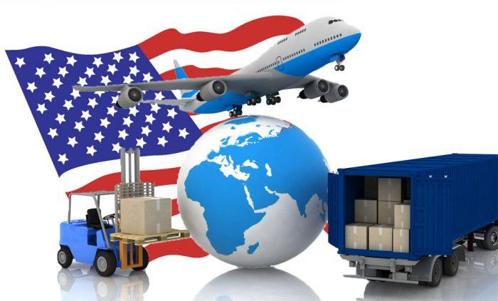 Vận chuyển hàng hóa đi Mỹ