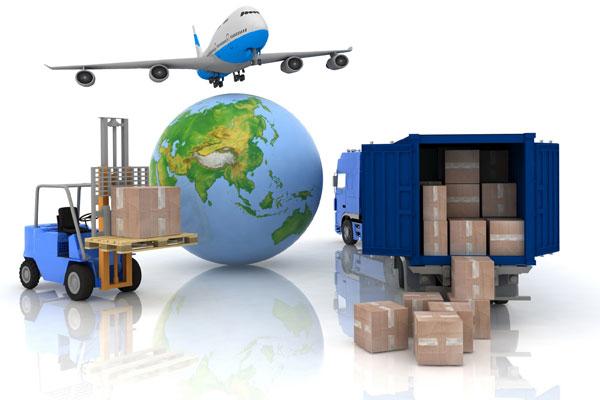 Vận chuyển hàng hóa đi nước ngoài