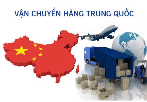 Vận chuyển hàng hóa đi Trung Quốc