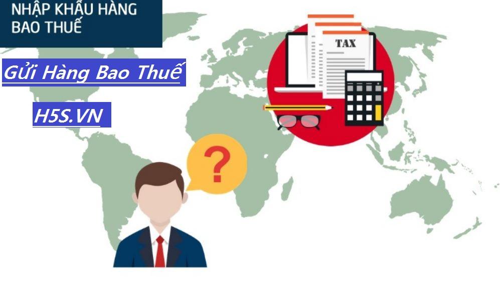 Gửi hàng hoá bao thuế đi Thái Lan