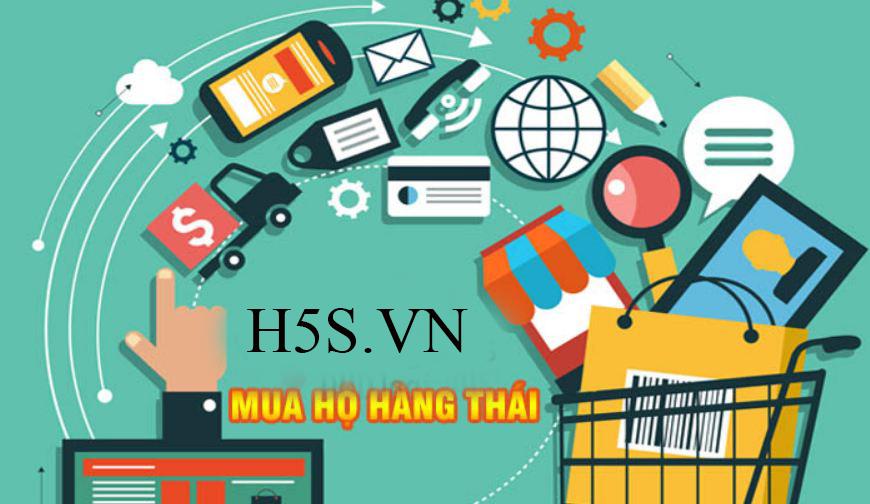 Mua hộ hàng từ Thái Lan về Việt Nam