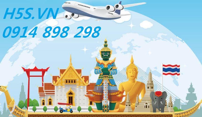 Nhận order hàng từ Thái Lan về Việt Nam